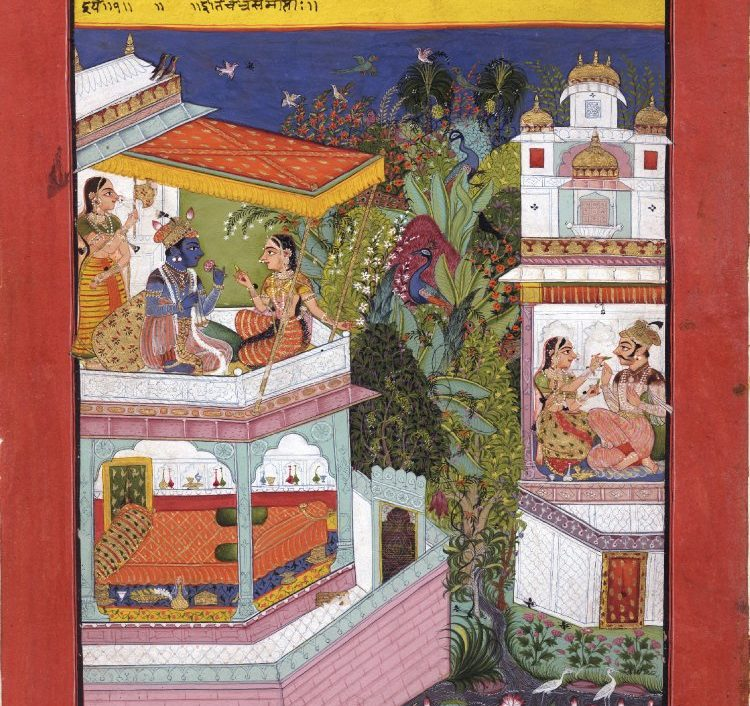 Art Depicting Chaitra Month