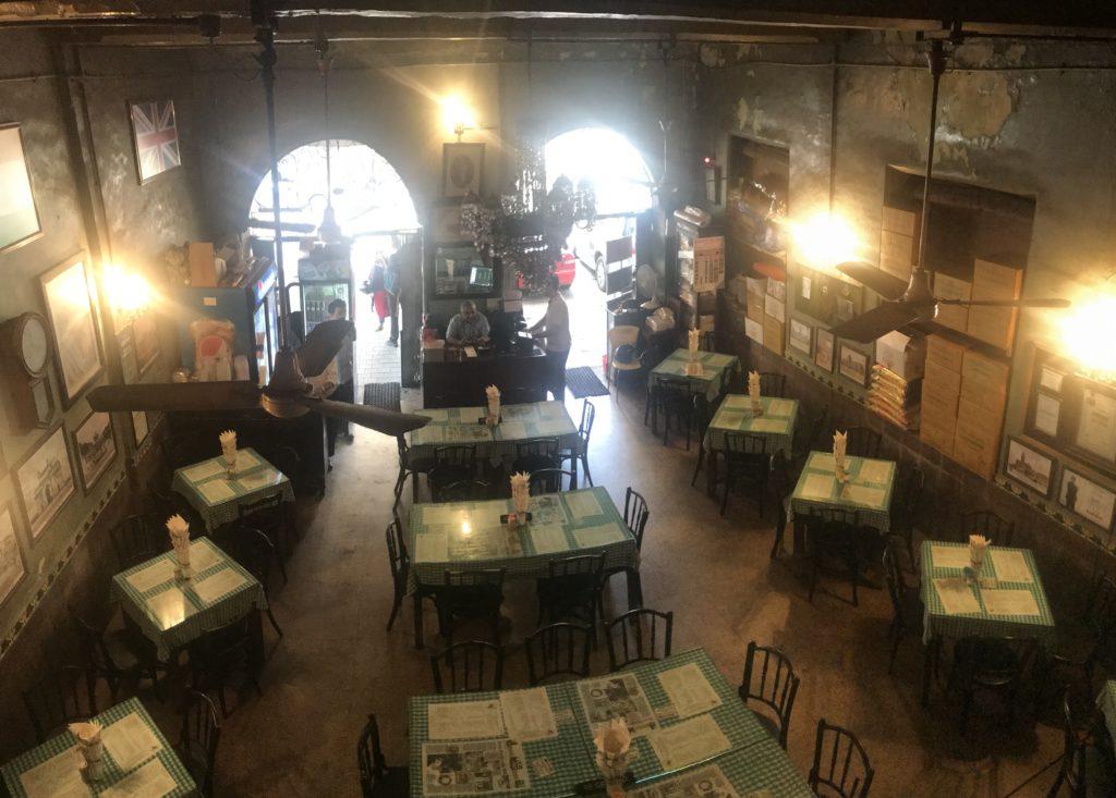 Britannia and Co. Irani Cafe Bombay - 2